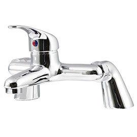 Apollo Bath Filler - Chrome