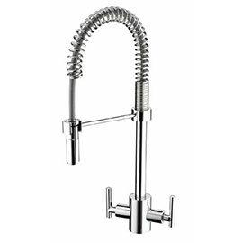 Bristan - Artisan Professional Monobloc Kitchen Sink Mixer - AR-SNKPRO-C