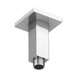 Bristan 70mm Square Ceiling Fed Shower Arm - ARM-CFSQ01-C