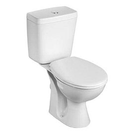 Armitage Shanks Sandringham 21 Close Coupled Toilet + Standard Seat
