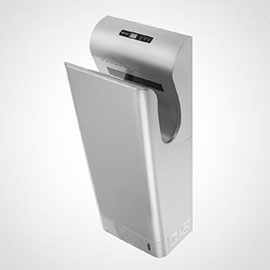 Dolphin - Velocity Surface Mounted Hand Dryer - BC2012