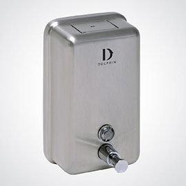 Dolphin - Stainless Steel Vertical Soap Dispenser - BC923