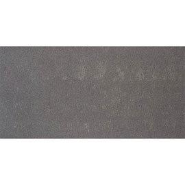 BCT Tiles Stipple Dark Grey Matt Porcelain Floor Tiles - 300 x 600mm - BCT21421