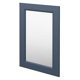Chatsworth Mirror (600 x 400mm - Blue)