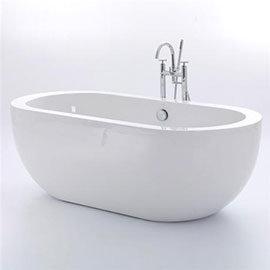 Royce Morgan Bolton Luxury Freestanding Bath + Waste