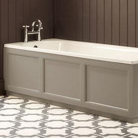 Roper Rhodes Hampton 1700mm Front Bath Panel - Various Colour Options