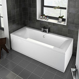 Buxton Double Ended Bath