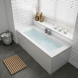 Buxton Double Ended Bath + Panels