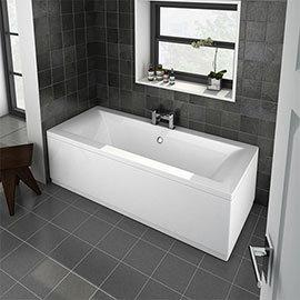 Buxton Premiercast Double Ended Bath