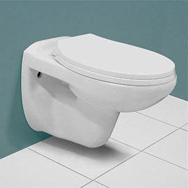 Brisbane Wall Hung Toilet inc Seat