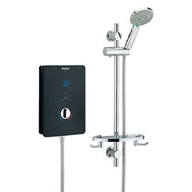 Bristan Bliss Electric Shower Black