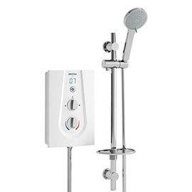 Bristan Joy ThermoSafe Electric Shower White