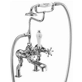 Burlington - Birkenhead Deck Mounted Bath/Shower Mixer - BI15