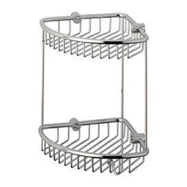 Roper Rhodes Sigma Double Corner Basket - CB50.02