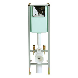 Heritage - Front Access Wall Hung WC Frame & Concealed Cistern - CFC33