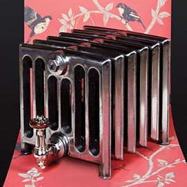 Paladin Churchill Cast Iron Radiator (350mm High)