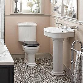 Heritage Claverton Traditional 4-Piece Bathroom Suite