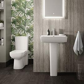 Hudson Reed Arlo 4 Piece Bathroom Suite