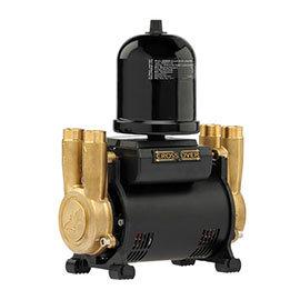 Salamander CT Force 30TU 3.0 Bar Twin Brass Ended Universal Shower Pump