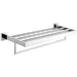 Franke Cubus CUBX012HP Wall Mounted Double Towel Rack
