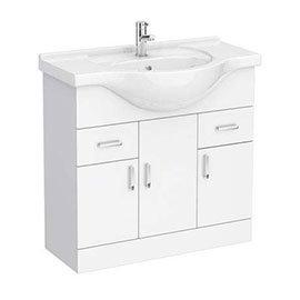 best website 45e2e ed629 Bathroom Vanity Units From £69.95   Victorian Plumbing