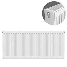 Type 22 H500 x W900mm Compact Double Convector Radiator - D509K