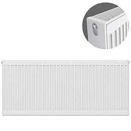 Type 22 H500 x W1200mm Compact Double Convector Radiator - D512K