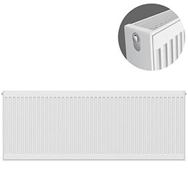 Type 22 H500 x W1500mm Compact Double Convector Radiator - D515K