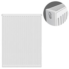 Type 22 H900 x W700mm Compact Double Convector Radiator - D907K
