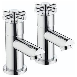 Bristan - Decade Contemporary Bath Taps - Chrome - DX-3/4-C