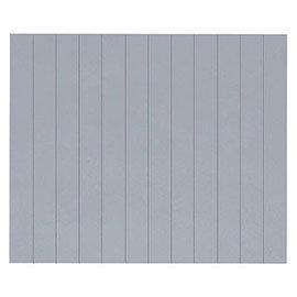 Burlington Arundel Bath End Panel - Classic Grey