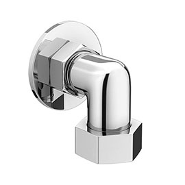 Chatsworth Back To Wall Shower Elbow for Exposed Shower Valves