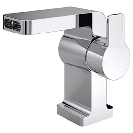 Bristan Exodus Mono Basin Mixer with Clicker Waste
