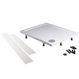 Easy Plumb Shower Tray Panel and Leg Set (1000 + 1700 Panel) - LEGC
