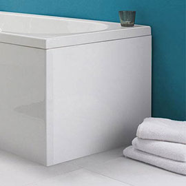 End Panel for B Shaped Baths - BBTEP
