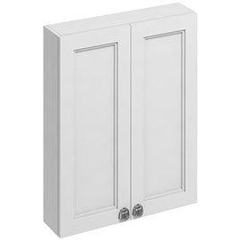 Burlington 60 2-Door Wall Unit - Matt White