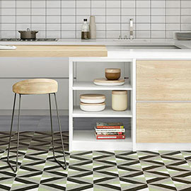 Formation Emerald Wall and Floor Tiles - 200 x 200mm