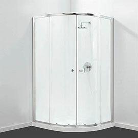 Coram GB Quadrant Shower Enclosure 800 x 800mm - GB5QD80CUC