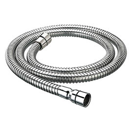 Bristan 2m Cone to Cone 8mm Bore Shower Hose Chrome