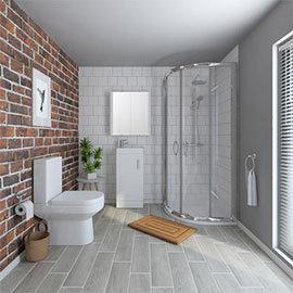 Harmony Shower Enclosure Suite