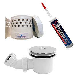 Shower Enclosure - Installation Pack