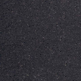 Heritage - 2m Straight Cut Black Wrapped Worktop