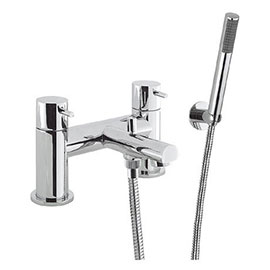Crosswater - Kai Lever Bath Shower Mixer with Kit - KL422DC
