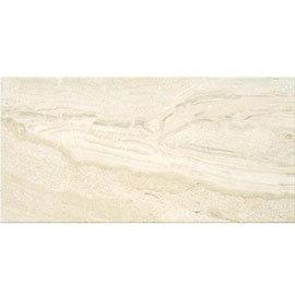 Lucca Light Gloss Marble Effect Wall Tiles - 31.6 x 60cm