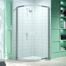 Merlyn 8 Series 800 x 800mm 2 Door Quadrant Enclosure