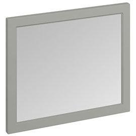 Burlington Framed 90 Mirror - Dark Olive
