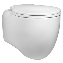 Roper Rhodes Memo Wall Hung WC Pan & Soft Close Seat