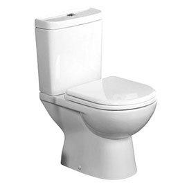 Tavistock Micra Short Projection WC & Soft Close Seat