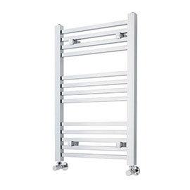 Nuie - Square Ladder Rail - 800 x 500mm - Chrome - MTY108