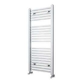 Nuie - Square Ladder Rail - 1200 x 500mm - Chrome - MTY109